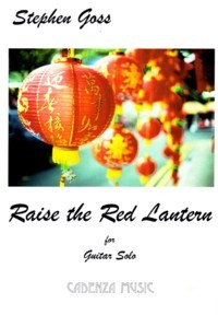 Raise the Red Lantern available at Guitar Notes.