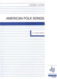 American Folk Songs available at Guitar Notes.