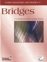 Bridges: Guitar Repertoire & Studies 7 available at Guitar Notes.