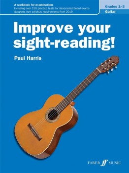 Improve your sight-reading! Grades 1-3 available at Guitar Notes.