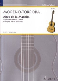 Aires de la Mancha available at Guitar Notes.
