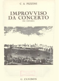Improvviso da Concerto(d'Amario) available at Guitar Notes.