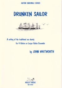 Drunken Sailor available at Guitar Notes.