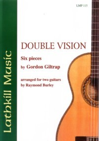 Double Vision(Burley) available at Guitar Notes.