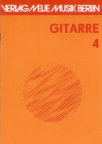 Gitarre 4 available at Guitar Notes.