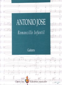 Romancillo Infantil available at Guitar Notes.
