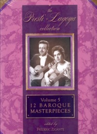Presti-Lagoya Collection Vol.5: Baroque Masterpieces available at Guitar Notes.