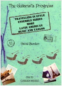 More Latin American Music and Tangos available at Guitar Notes.
