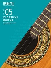 Classical Guitar Exam Pieces 2020-23 Grade 5 available at Guitar Notes.