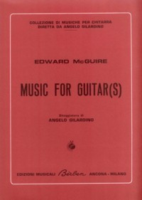Music for Guitar(s) available at Guitar Notes.