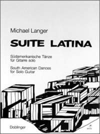 Suite Latina available at Guitar Notes.