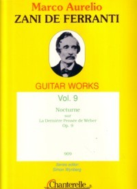 Guitar Works, Vol.9: Nocturne, op.9 available at Guitar Notes.