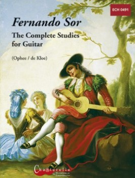 Complete Studies for Guitar (Ophee/de Kloe) available at Guitar Notes.