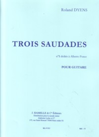 Saudade no.1 available at Guitar Notes.