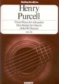 Three Pieces(Duarte) available at Guitar Notes.