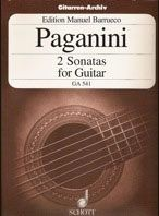 Two Sonatas (Barrueco) available at Guitar Notes.