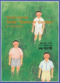 Summer Garden Suite (complete) available at Guitar Notes.