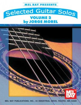 Selected Guitar Solos, Vol.2 available at Guitar Notes.