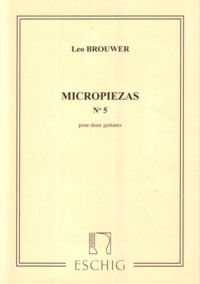 Micropiezas no.5 [1958] available at Guitar Notes.
