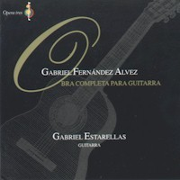 Obra completa de Fernandez Alvez available at Guitar Notes.