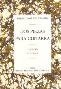 Dos Piezas para guitarra available at Guitar Notes.