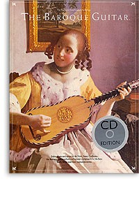 The Baroque Guitar [BCD] available at Guitar Notes.