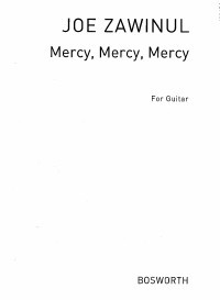 Mercy,Mercy, Mercy(Jasbar) available at Guitar Notes.
