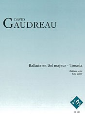 Ballade in G; Tonada available at Guitar Notes.