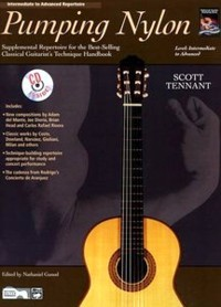Pumping Nylon Repertoire: Intermediate to Advanced available at Guitar Notes.