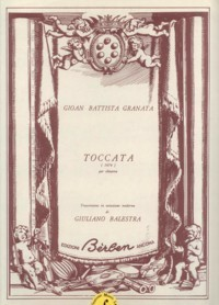 Toccata(Balestra) available at Guitar Notes.