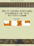 Airs et Danses d'Amerique du Sud available at Guitar Notes.