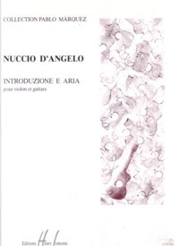 Introduzione e Aria available at Guitar Notes.