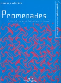 Promenades available at Guitar Notes.