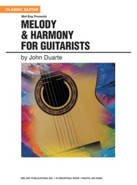 Melody & Harmony for Guitarists available at Guitar Notes.