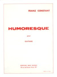 Humoresque, op.59 available at Guitar Notes.