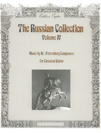 The Russian Collection, Vol.4 available at Guitar Notes.