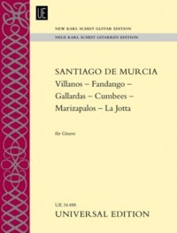 Fandango-La Jotta (New Karl Scheit Edition) available at Guitar Notes.