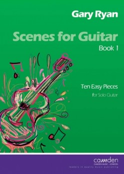 Scenes for Guitar Book 1 available at Guitar Notes.