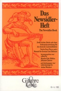 The Newsidler Book available at Guitar Notes.