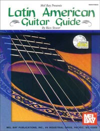 Latin American Guitar Guide available at Guitar Notes.