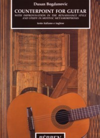 Counterpoint for Guitar available at Guitar Notes.