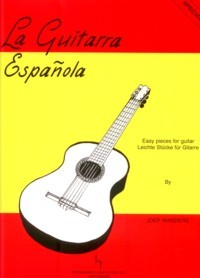La Guitarra Espanola available at Guitar Notes.