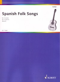 Spanish Folk Songs available at Guitar Notes.
