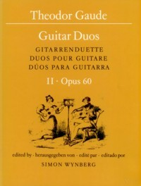 Duos, op.60 available at Guitar Notes.