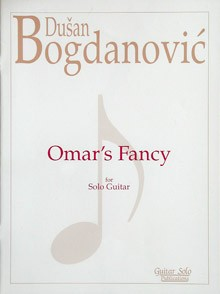 Omar's Fancy available at Guitar Notes.