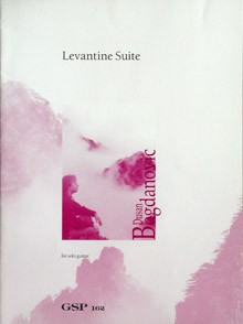 Levantine Suite available at Guitar Notes.