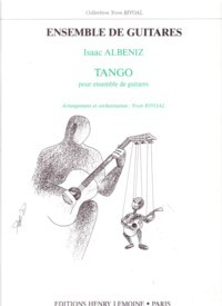 Tango, op.165/2(Rivoal) [5gtr] available at Guitar Notes.