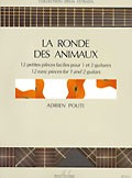 La Ronde des animaux available at Guitar Notes.