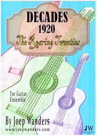 Decades: The Roaring Twenties [4Gtr+Bass] available at Guitar Notes.