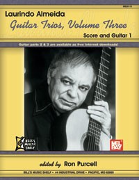 Anthology of Guitar Trios: Vol.3 available at Guitar Notes.